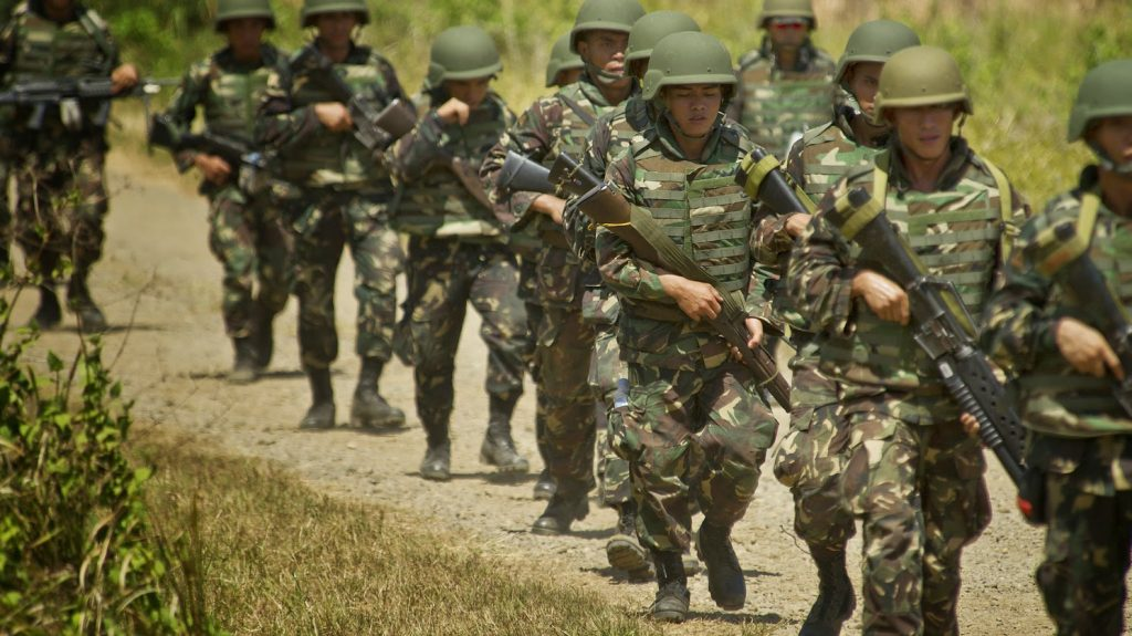 Philippine Army Launches New Offensive Against ISIS In Marawi