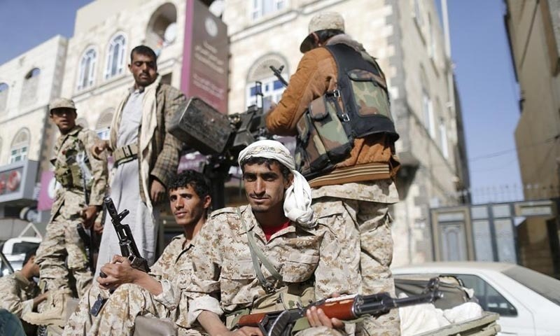 Houthi Fighters Repel Pro-Saudi Forces Attack In Taiz