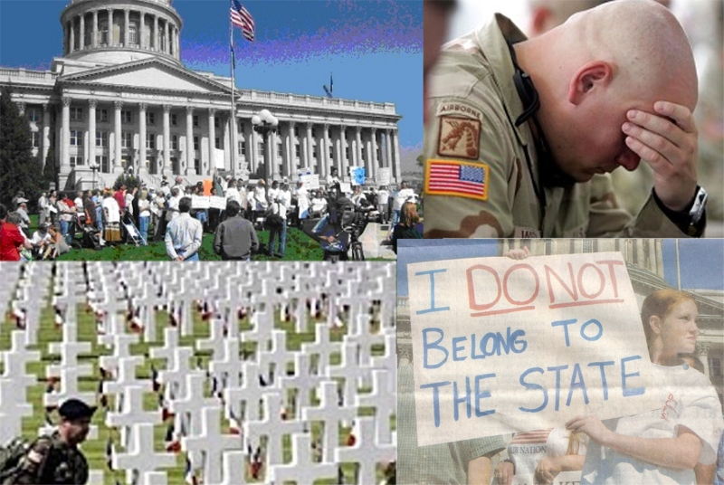 America's Post Traumatic Stress Disorder