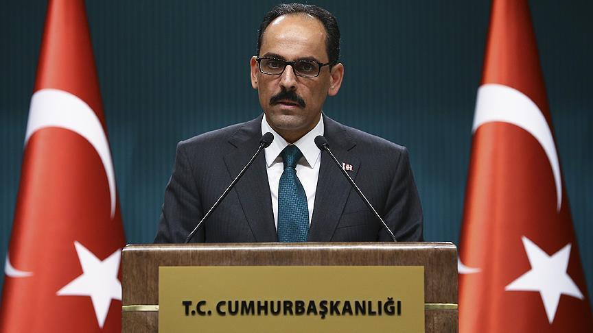 Turkey And Russia Can Jointly Deploy Troops Syria's Idlib Province - Turksih Presidential Spokesman