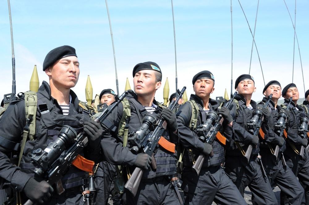 Kazakhstan Denies Rumors On Sending Troops To Syria