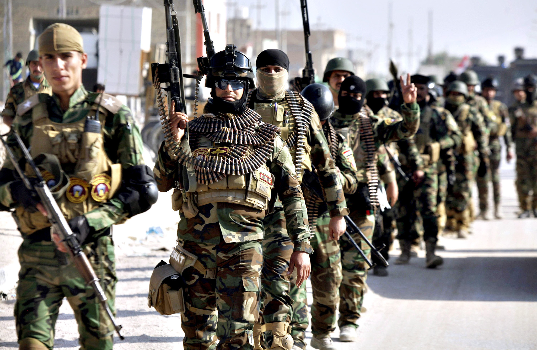 ISIS: 57 Iraqi Soldiers Killed During Past 24 Hours