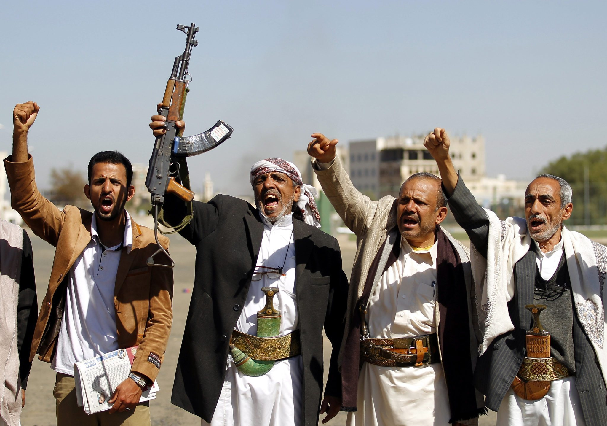 Prisoner Exchange Deal Failed In Yemen