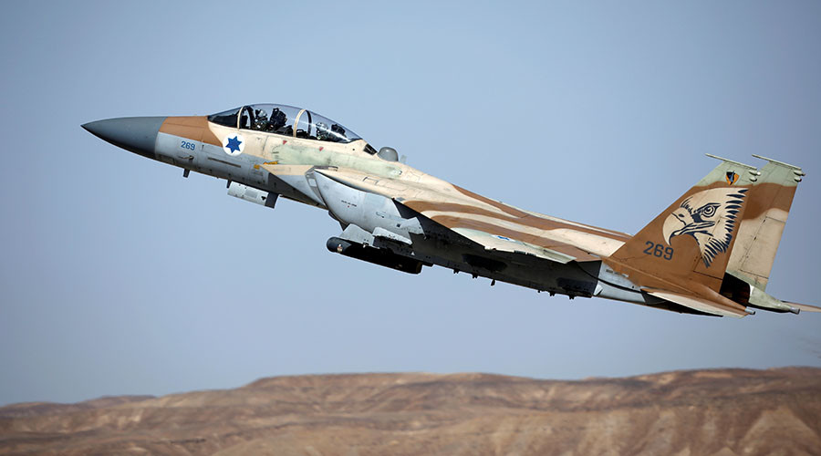 Israel Conducts More Airstrikes On Syrian Army Targets, Destroys Vehicle With Wounded Soldiers