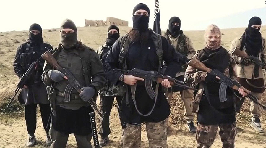 Suicide Attack Reported At Meeting Of ISIS Commanders In Al-Qaim At Syrian-Iraqi Border