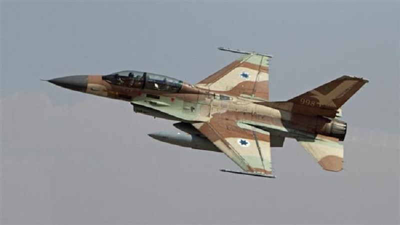 Israeli Air Force Launched Airstrikes On Syrian Army Positions For Third Day In Row - Media