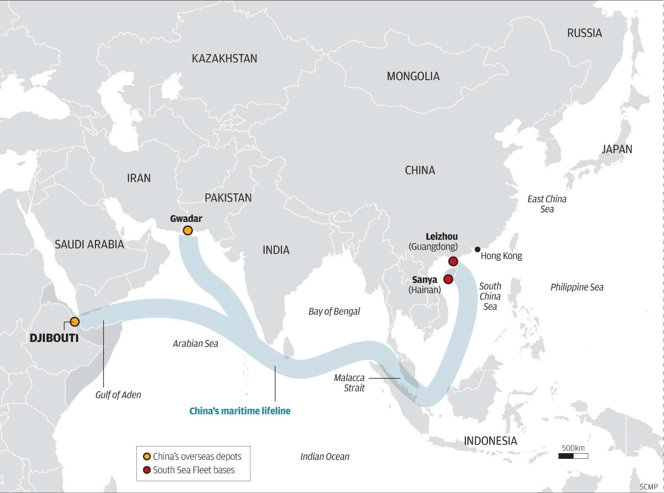 China's Maritime Strategic Realignment