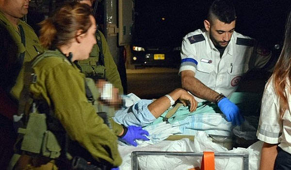 Injured Terrorists Taken to Israeli Hospitals: Syria