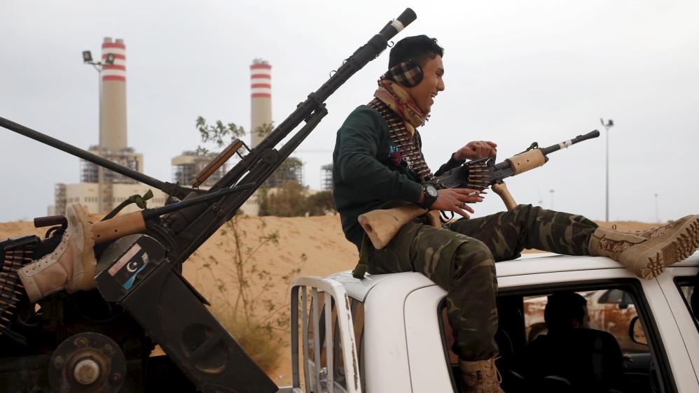 Qatar Crisis And The War in Libya