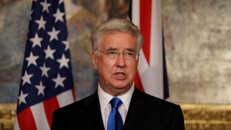 UK Backs Future US Military Action Against Syria, But Admits There Is No Evidence