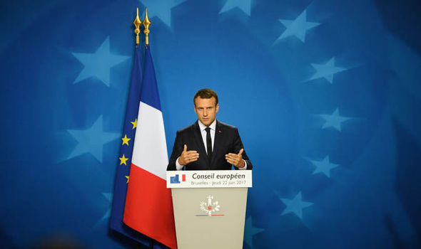 Macron's Mission: Save the European Union From Itself