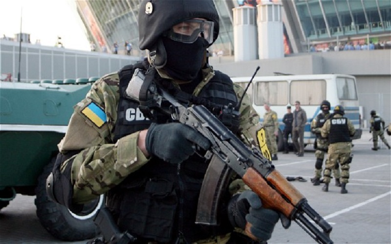 One Intelligence Officer Killed, Three Others Injured In Car Bombing In Eastern Ukraine