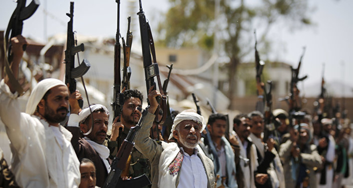 Houthi-Saleh Alliance Repelled Two Attacks Of Saudi-led Forces