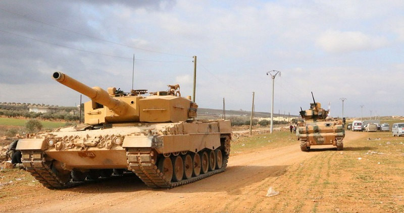 Turkey Finished Preparation For Military Operation Against PKK And YPG In Afrin - Media