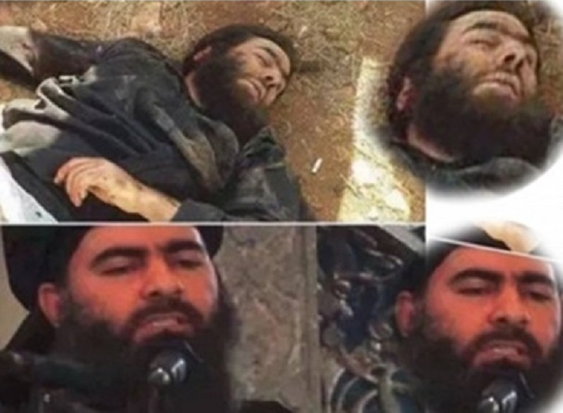 Alleged Photo Of Dead ISIS Leader Abu Bakr al-Baghdadi Appeared Online