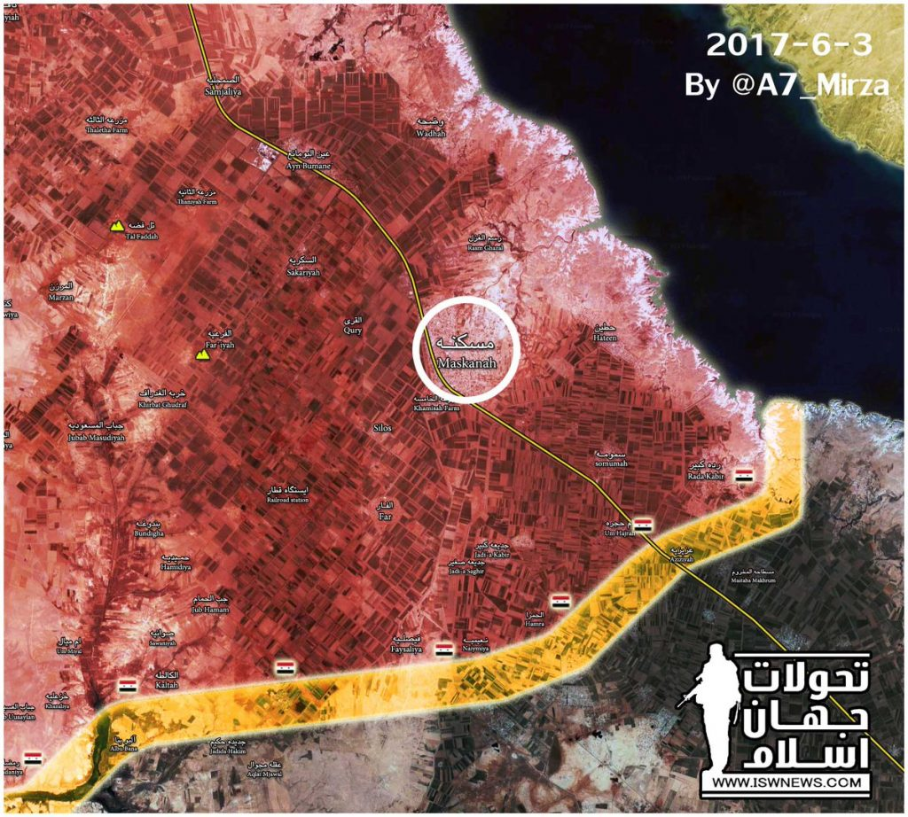 Last ISIS Stronghold In Aleppo Province Felt Into Hands Of Syrian Army (Maps, Video)