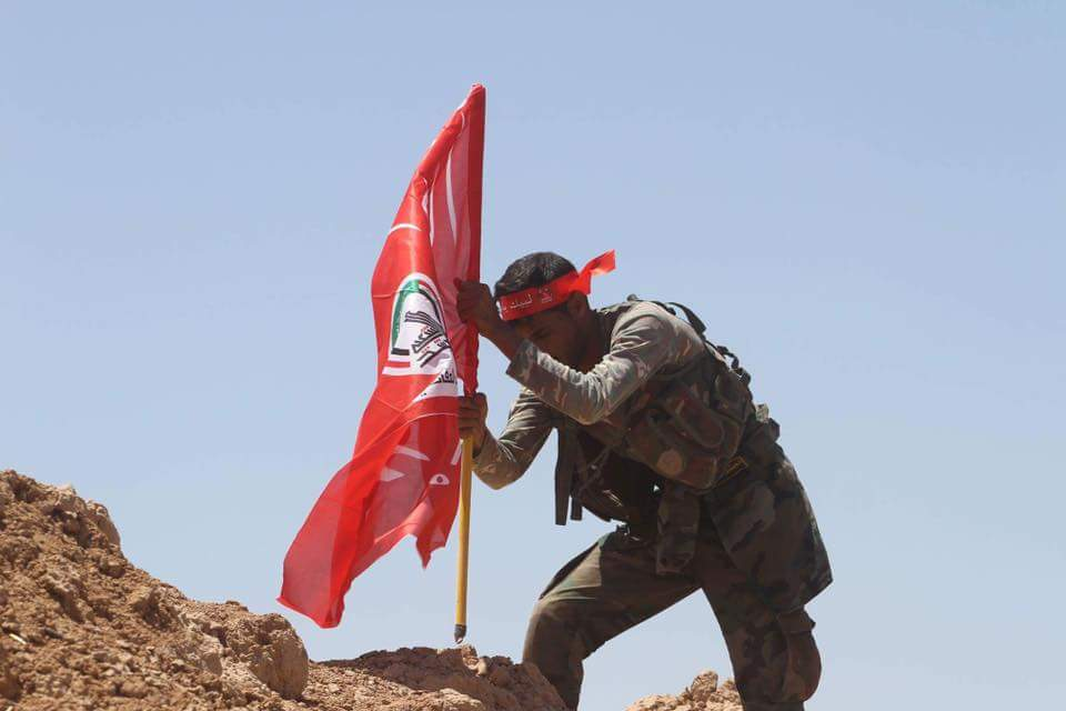 Popular Mobilization Units Liberate Strategic Town Of Al-Baaj, Nearby Area