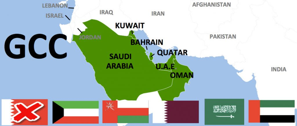 Arabia Egypt UAE Bahrain Cut Diplomatic Ties Shut All - Map of egypt and uae