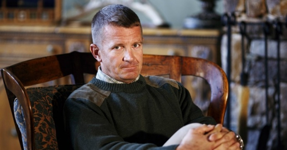 'Literal Colonialism': Blackwater Founder Calls for 'American Viceroy' to Rule Afghanistan