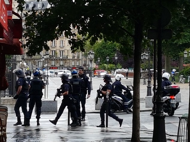 Paris Attacker Shouted 'This Is For Syria' - Interior Minister