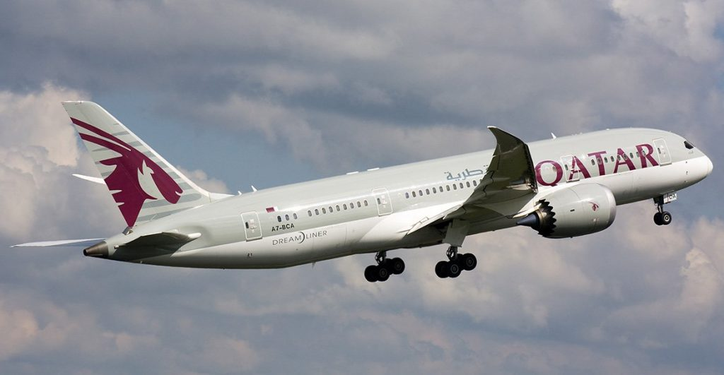 Iranian Government Allows Qatar To Use National Airspace