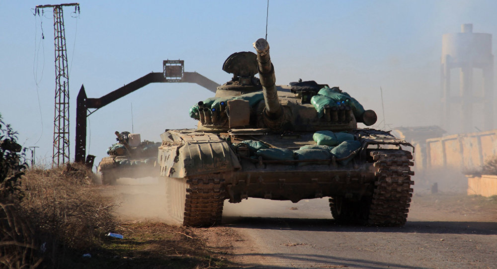 Syrian Republican Guard Launches Advance Against ISIS East Of Khanassser - Media