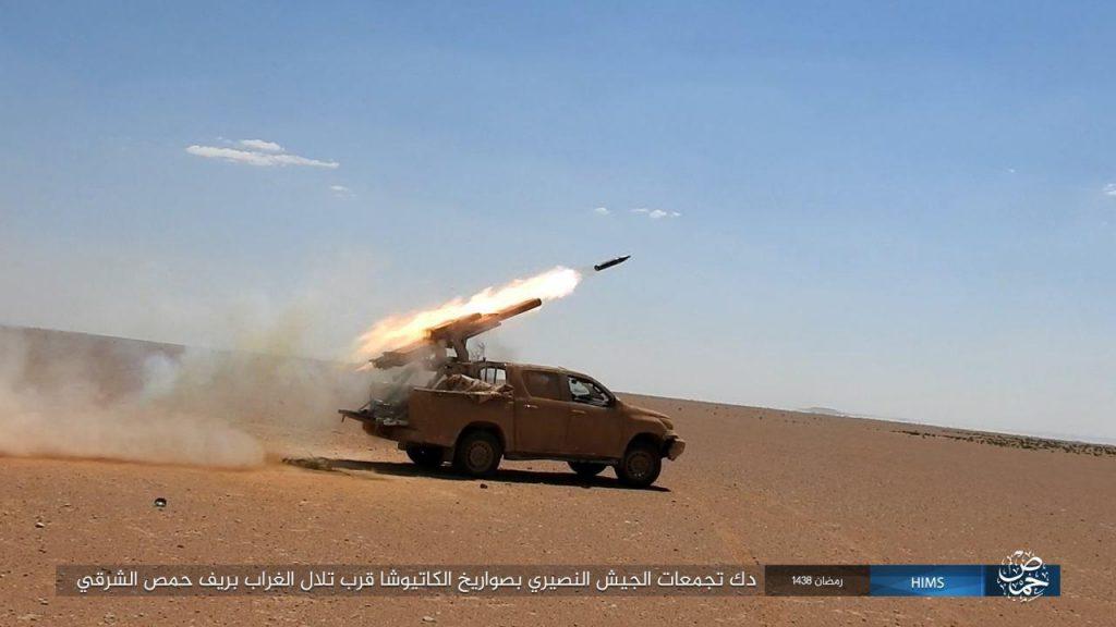 Syrian Army Liberated 1,400 Square Kilometers East Of Palmyra (Videos, Photos)