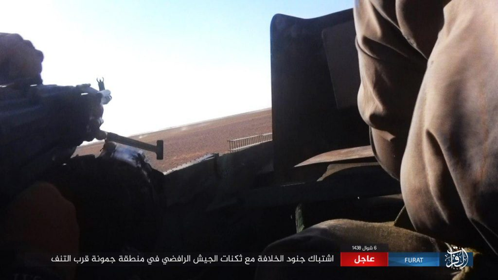 Iraqi Army Chases With ISIS in Old Mosul. Area Is Not Fully Liberated Yet (Photos, Map)