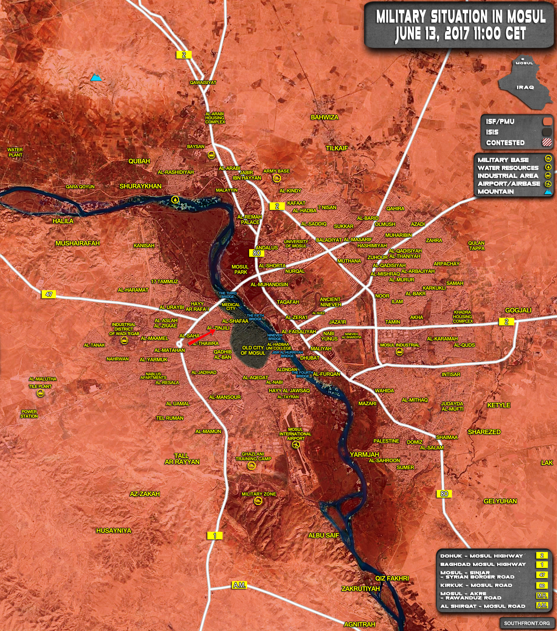 [BIZTPOL] Szíria és Irak - 6. - Page 5 13june_Mosul-city_Iraq_war_map