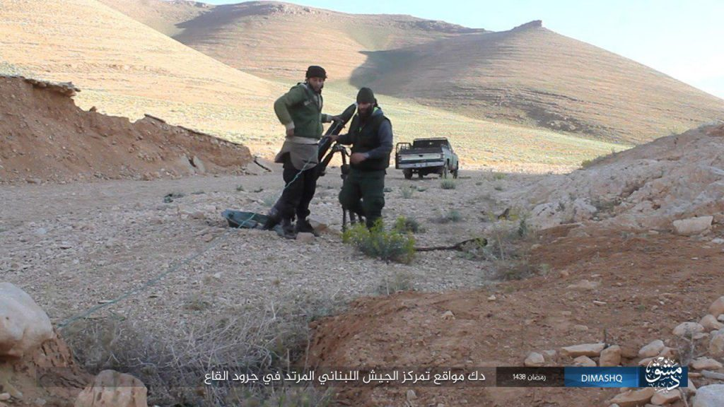 Lebanese Army Intelligence Arrested Two Syrian Women Working For ISIS