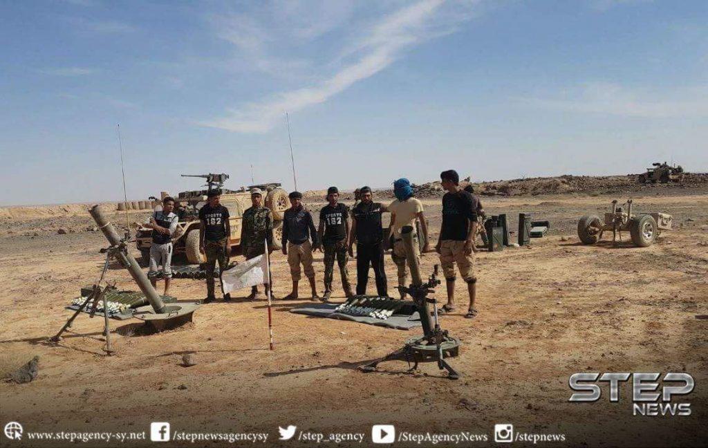 US-led Coalition Set Up New Base At Syrian-Iraqi Border (Photos, Video)