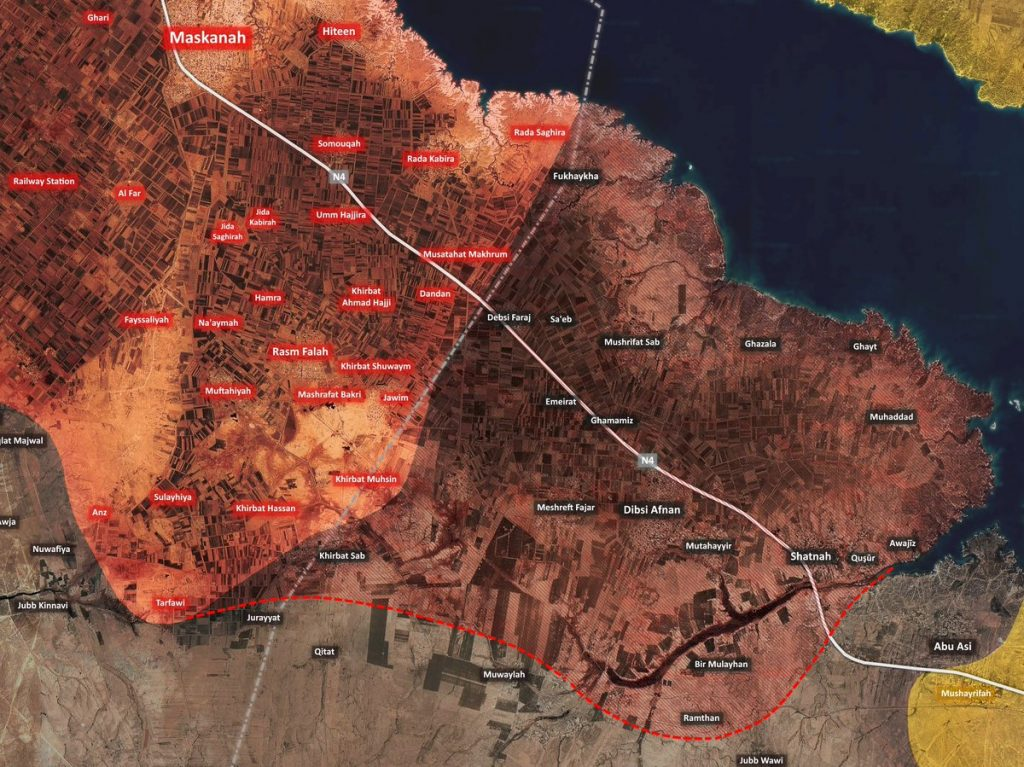 Government Forces Made Large Gains Against ISIS In Aleppo, Palmyra Countrisides (Video, Maps)