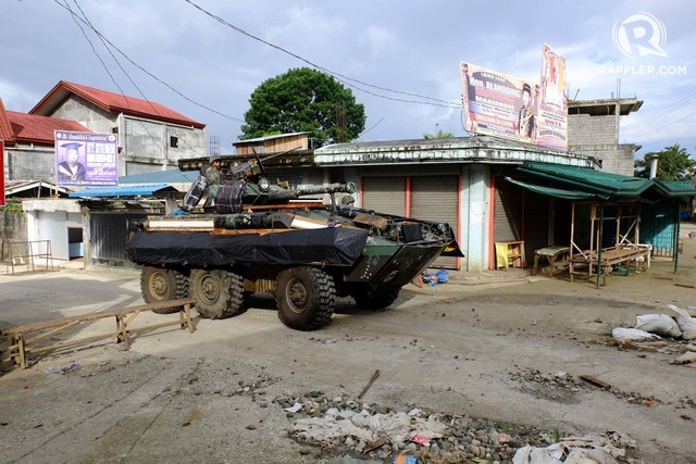 US Special Forces Join Philippine Army In Anti-ISIS Operations In Marawi
