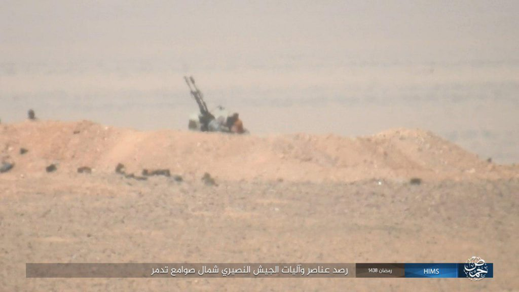 Syrian Army Makes Another Attempt To Capture Arak Gas Field From ISIS (Videos, Photos, Map)