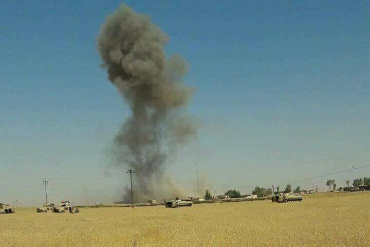 Iraqi Army Liberates Four Villages East Of Tal Afar (Photos, Videos)