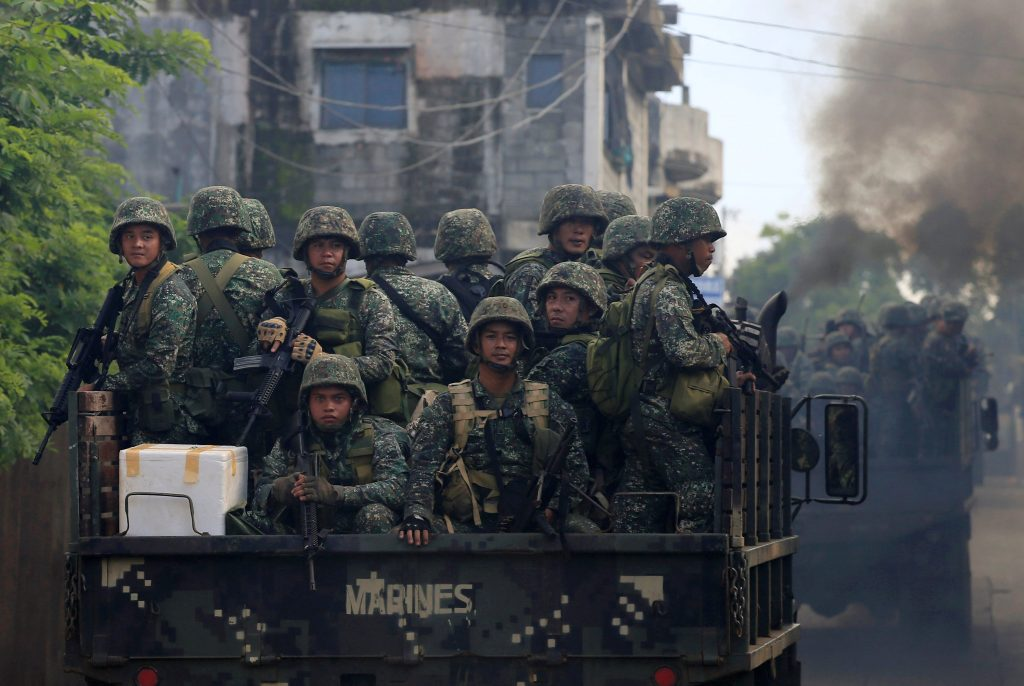 Large Part Of Philippine City Of Marawi Remains Under ISIS Control (Photos, Video)