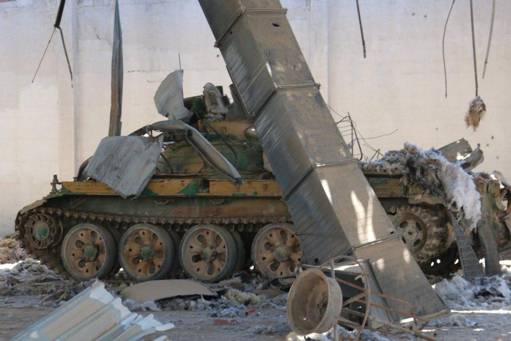 Syrian Democratic Forces Capture Al-Mansoura Village West of Raqqa (Photos, Video)
