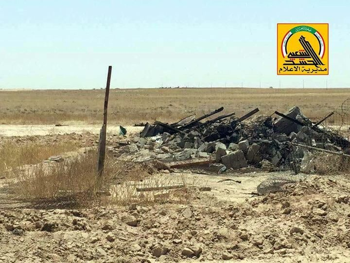 Iraqi Army Captures Major Part Of Al-Zinjili District (Photos, Maps)
