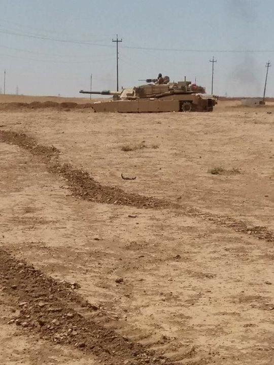 PMU Repelled ISIS Attack West Of Mosul, Killed Number Of ISIS Members