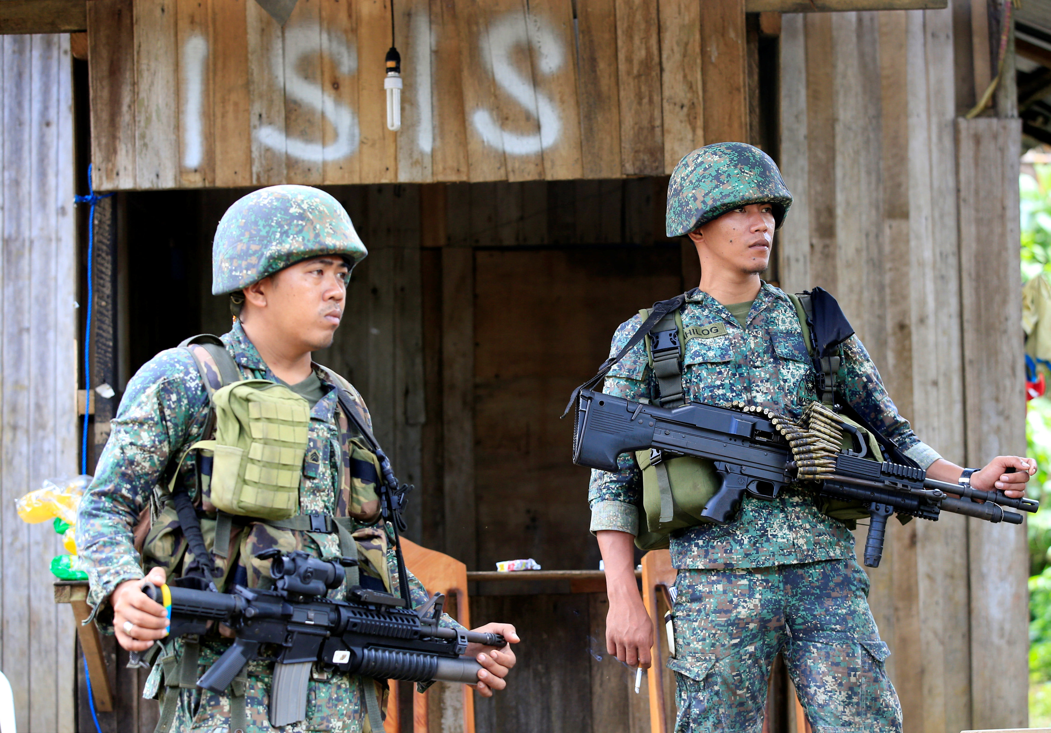 Philippines Army Captures Commander Of ISIS-Affiliated Abu Sayyaf Militant Group