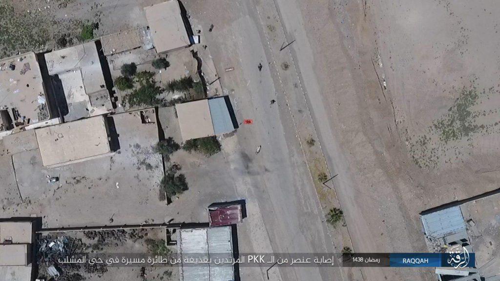 Syrian Democratic Forces Capture Al-Jazra Village In Raqqa (Video, Photos)