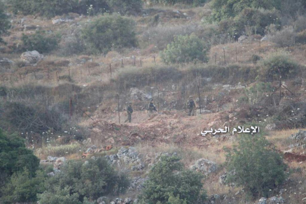 Israeli Army Intensifies Activity In Border Area With Lebanon (Photos, Video)