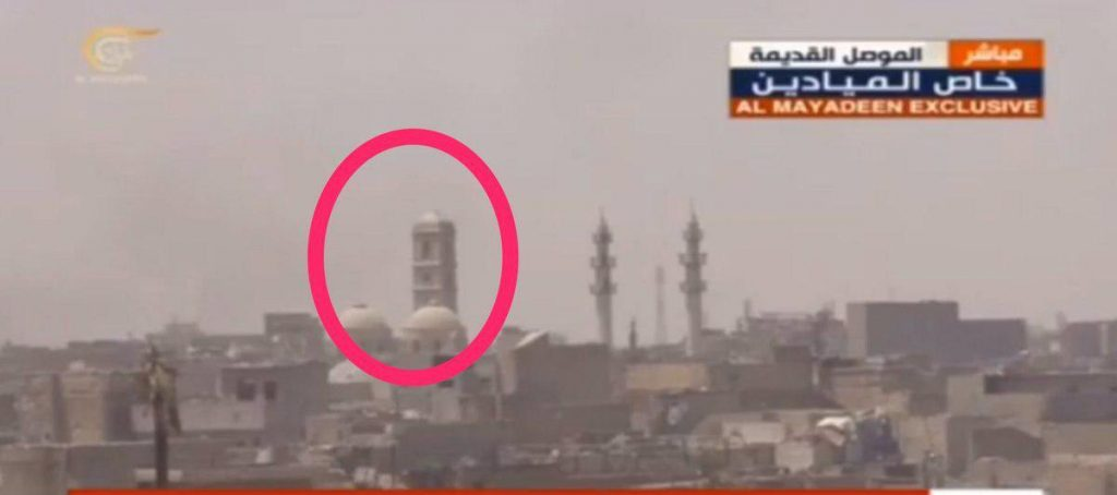 Iraqi Forces Liberate Hamadiin Mosque In Old Mosul. ISIS Attack Army At Border With Syria