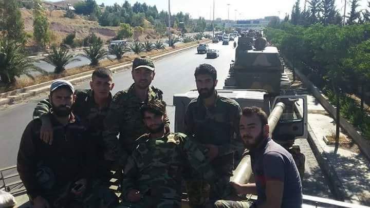 Government Forces Ambush Dozens FSA Fighters In Daraa
