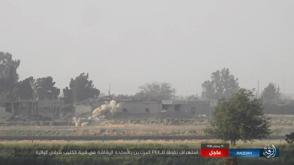 Syrian Democratic Forces Repels ISIS Attack North Of Raqqa, 20 ISIS Members Killed (Photos)