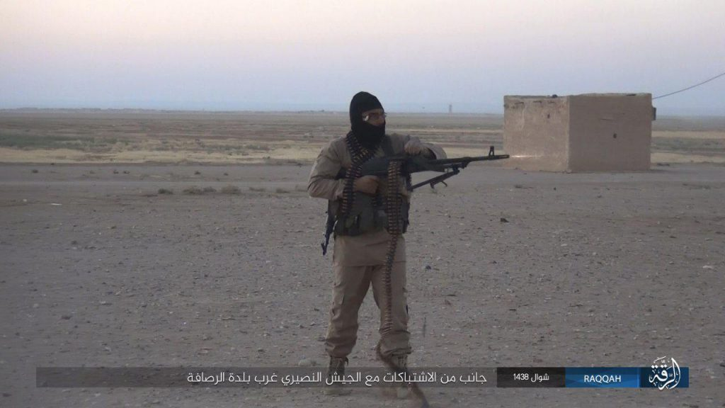 Syrian Army Advances East Of Khanasir