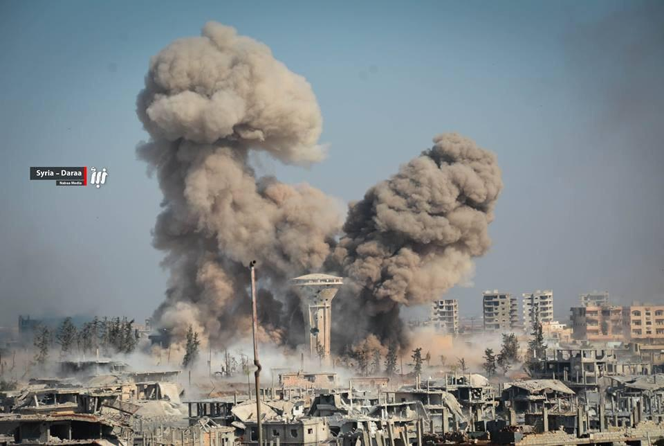 Government Forces Repelled HTS Attack In Daraa