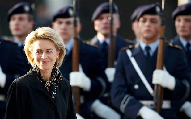 Germany Withdraws Troops From Turkey's Incirlik Airbase