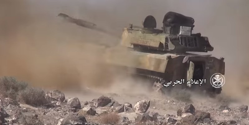Syrian Army Announces Full Control Of Bir al-Qasab, Seizes Large Number Of Weapons From US-backed Militants (Video)