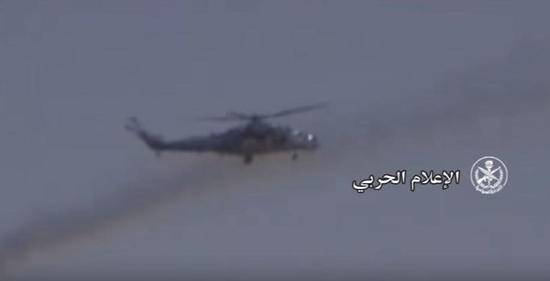 Syrian Army Advances At Ithriyah-Resafa Road And Near Palmyra (Map, Video)